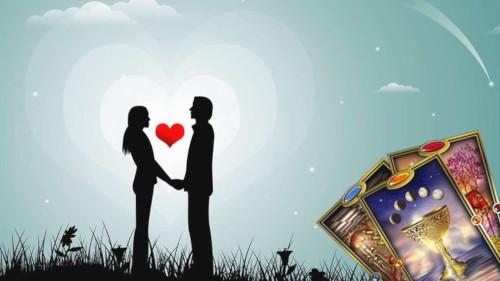 Онлайн гадание «На любовь мужчины ко мне три карты»